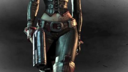Batman: Arkham City - Harley Quinn's Revenge Teaser