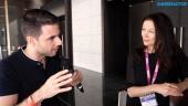 Horizon: Zero Dawn - Angie Smets Interview