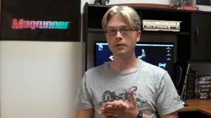 Magrunner - Dark Pulse - Crowdfunding Campaign Trailer