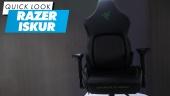 Razer Iskur - Quick Look