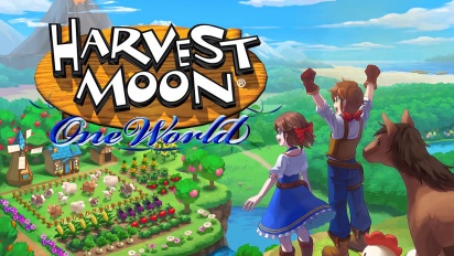 Harvest Moon: One World - Trailer