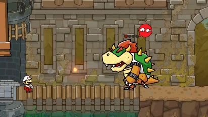 Scribblenauts Unlimited - Super Mario Trailer