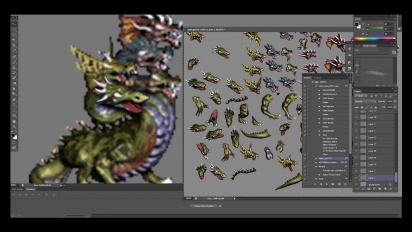 Heroes of Might & Magic III - HD Edition - Speed Painting Trailer