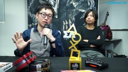God Eater - Hiro Yoshimura & Yosuke Tomizawa Interview
