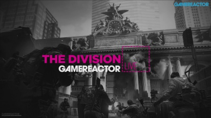 The Division 15.03.16 - Livestream Replay