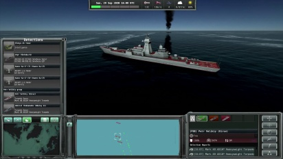 Naval War: Arctic Circle - GDC 12 Gameplay Trailer