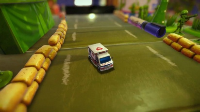Micro Machines World Series - The Thrill of the Race