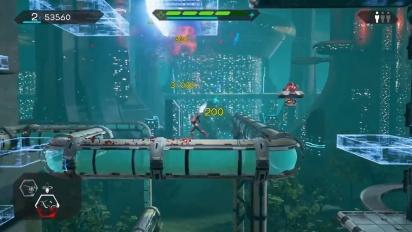 Matterfall - Level Playthrough