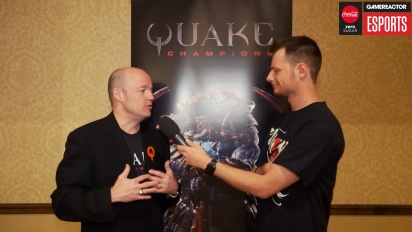 Quake Champions - Tim Willits Interview