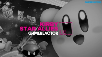 Kirby Star Allies - Livestream Replay