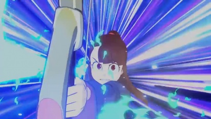 Little Witch Academia: Chamber of Time - Release Trailer