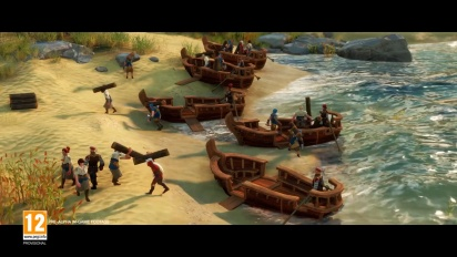 The Settlers - Gamescom Announcement Trailer