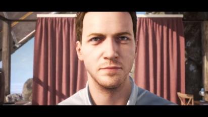 Twin Mirror - Gamescom Reveal Trailer