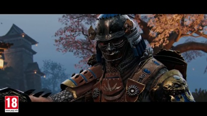 For Honor: Marching Fire - Launch Trailer