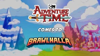 Brawlhalla- E3 2019 Adventure Time Trailer
