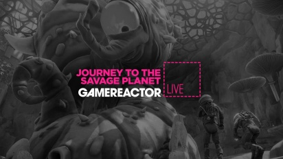 Journey to the Savage Planet - Launch Livestream