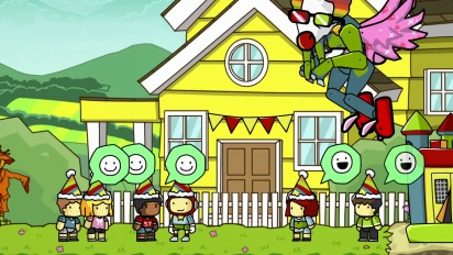 Scribblenauts Unlimited - Object Editor Trailer