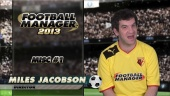 Football Manager 2013 - Misc #1 Video Blog