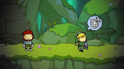 Scribblenauts Unlimited - The Legends of Zelda Trailer