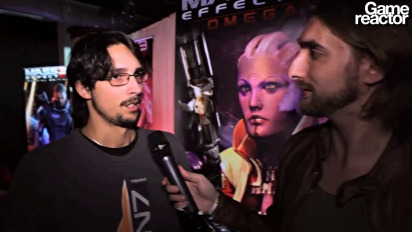 Mass Effect 3: Omega DLC - Interview