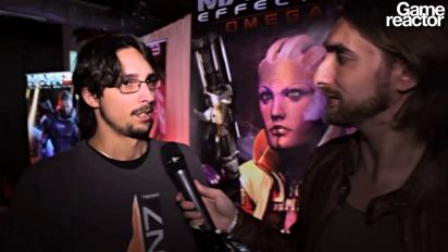 Mass Effect 3: Omega DLC - Interview
