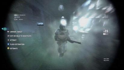 Splinter Cell: Blacklist - 100 Ways to Play Trailer
