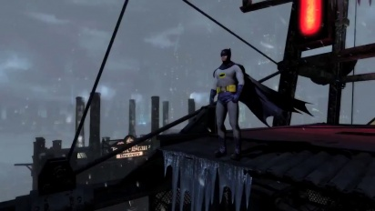 Batman: Arkham Origins - Knightfall Pack Trailer