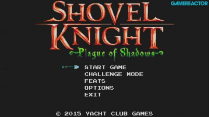 Shovel Knight: Plague of Shadows - Gamereactor Plays