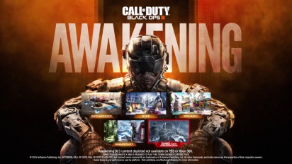 Call of Duty: Black Ops 3 - Awakening DLC Pack Preview Trailer