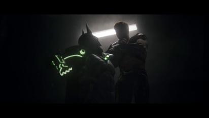 Injustice 2 - Announcement Trailer