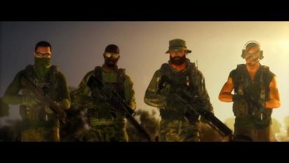 Ghost Recon: Wildlands - Character Weapons Customisation Gamescom 2016