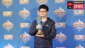 Hearthstone World Championship 2018 - World champion tom60229 Press Conference