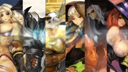 Dragon''s Crown Pro - Four Player Co-Op Mayhem Trailer