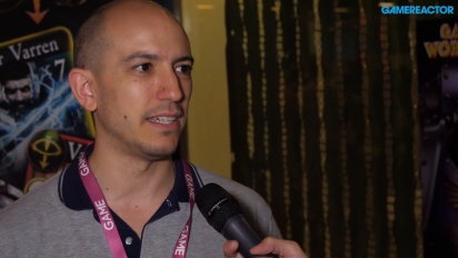 The Horus Heresy: Legions - Andrés Tallos Interview