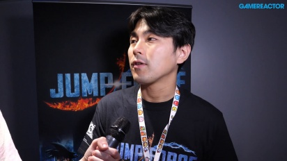 Jump Force - Koji Nakajima Interview