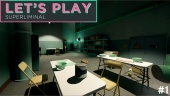 Let's Play Superliminal - Episode 1