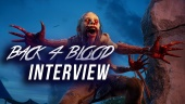 Back 4 Blood - Chris Ashton and Phil Robb - Interview