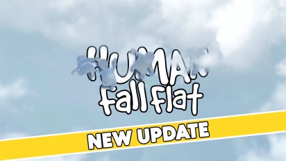 Human Fall Flat - Golf and City Update