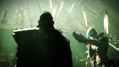 Necromunda: Hired Gun - Reveal Trailer
