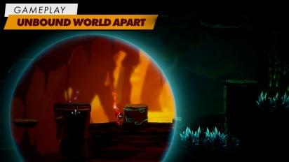 Unbound: Worlds Apart - Gameplay