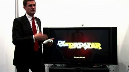 Def Jam Rapstar presentation