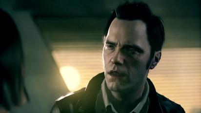 Quantum Break - The Vision Trailer