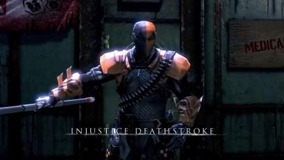 Batman: Arkham Origins - Deathstroke Challange Pack Trailer