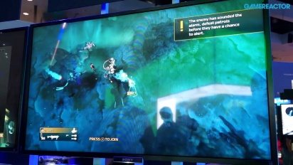 E3 2014: Helldivers - Gameplay