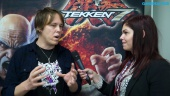 Tekken 7 - Jump Festa Interview