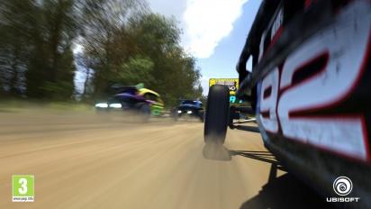 Trackmania Turbo - Open Beta Trailer