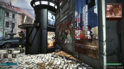 Deus Ex: Mankind Divided - City Hub Gameplay Demo