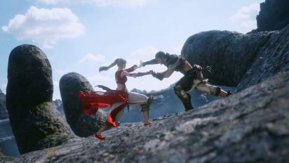 Final Fantasy XIV - Stormblood Reveal Trailer