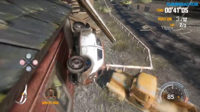 Flatout 4: Total Insanity - Gameplay