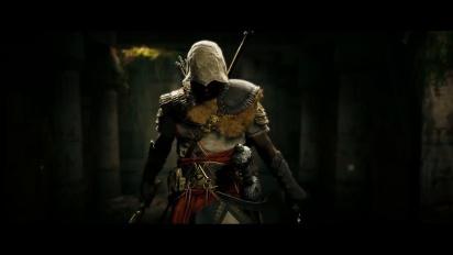 Assassin's Creed: Origins - The Hidden Ones Launch Trailer